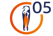 Ikona przedstawiająca uraz nogi