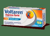 Opakowanie Voltaren Express Forte