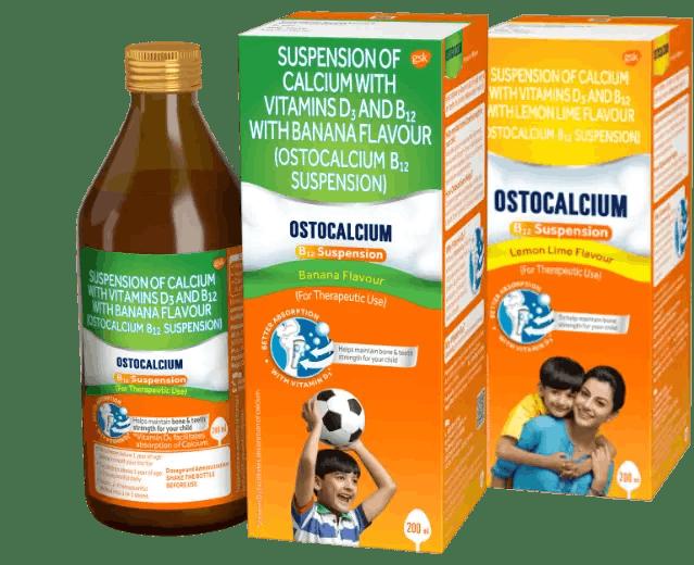 Ostocalcium B12 Suspension