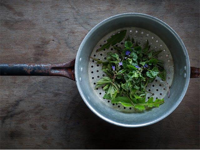 Misa s bylinkami