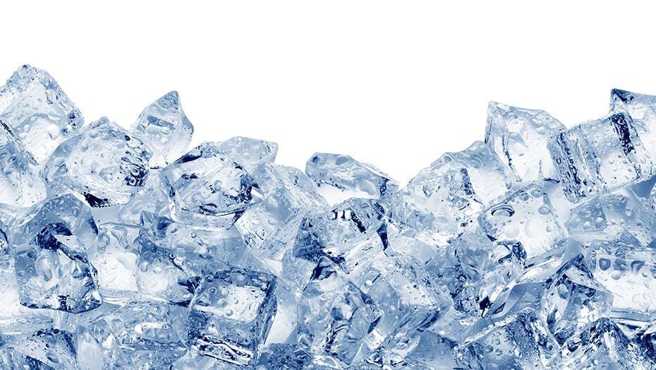 La glace