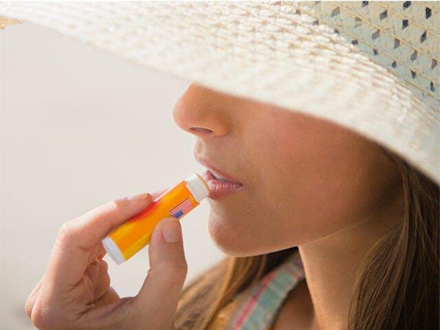 Protégez vos lèvres