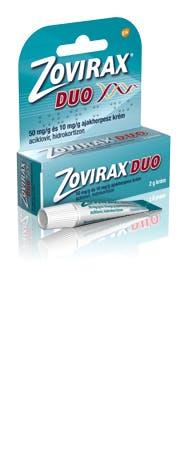 Zovirax Duo kép mobil