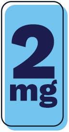 Nicorette Coated Lozenge Dosage 2mg