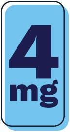 Nicorette Coated Lozenge Dosage 4mg