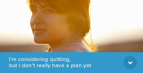 Considering Quitting Smoking