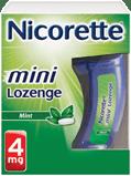 Nicorette Lozenge