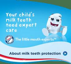 Kids milk teeth expert protection