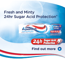 Triple protection and sugar acid protection toothpaste