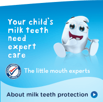 Kids milk teeth expert protection