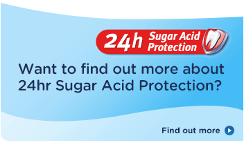 Captain Aquafresh sugar acid protection
