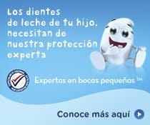 Acerca de la protección de los dientes de leche.