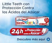 Crema Dental Little Teeth