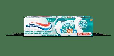 Crema Dental My Big Teeth