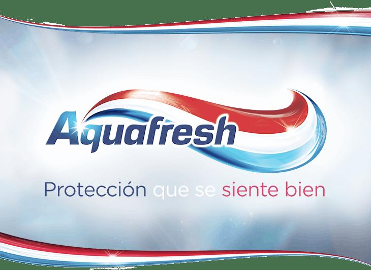 Aquafresh: Protección que se siente bien