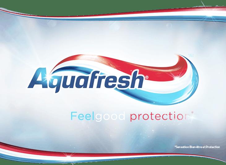 Aquafresh® : Feel Good Protection*