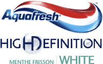 Aquafresh® High Definition White menthe éblouissante