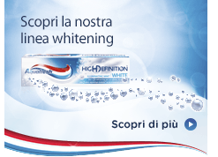 Scopri la nostra linea Whitening