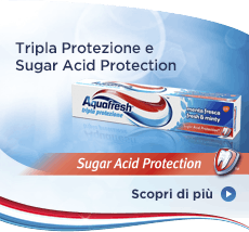 Tripla protezione e sugar acid protection