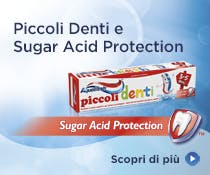 Piccoli denti e sugar acid protection