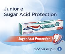 Junior  denti e sugar acid protection
