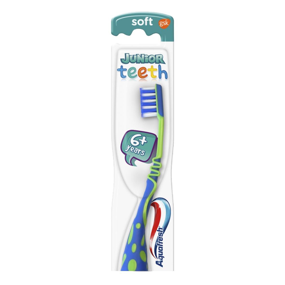 junior teeth tandenborstel