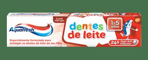 Pasta dentífrica Dentes de Leite
