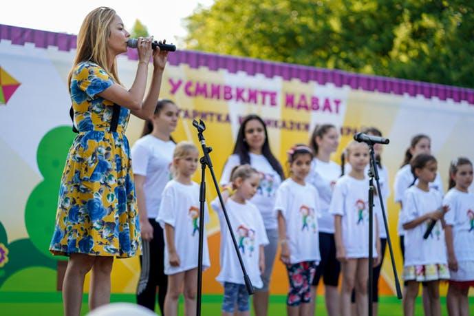 """""""Маргаритка"""" и """"Приказки без край"""", заедно с Героите на ПРОМЯНАТА"""