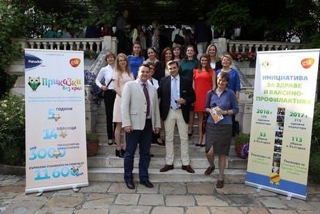 """Посолството на Великобритания в България подкрепи проекта """"Приказки без край"""""""