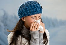 cold and flu when to see a doctor?