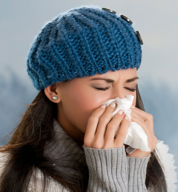 cold & flu:when to see a doctor