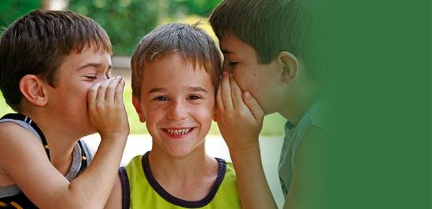 Bolesti ucha u detí
