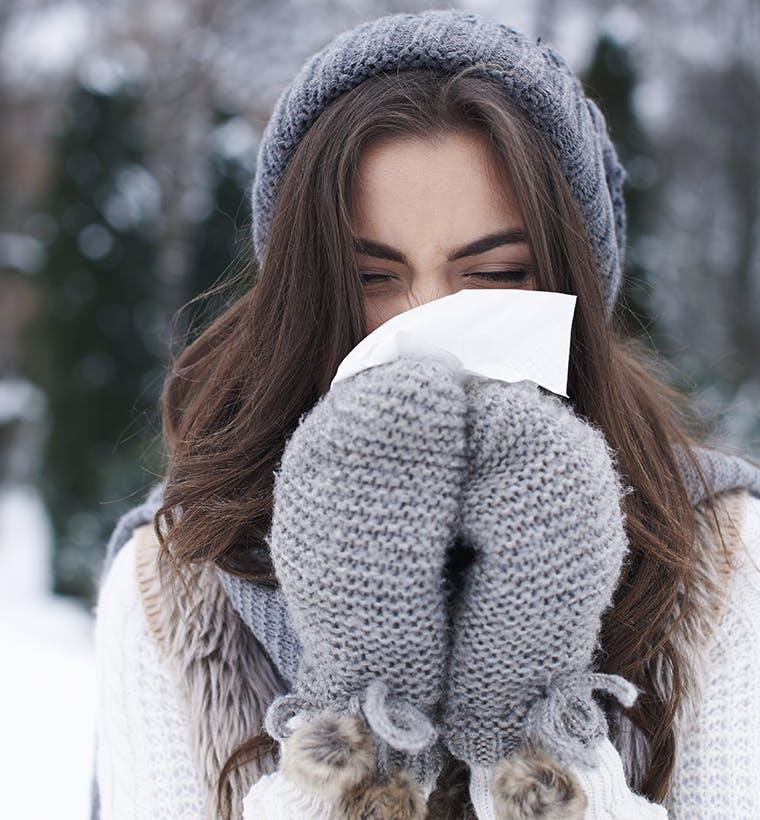 Nachladenie a chrípka: kedy navštíviť lekára?
