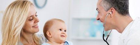 Povišena telesna temperatura kod dece: Kada pozvati lekara
