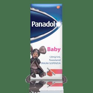 Panadol Baby oralna suspenzija