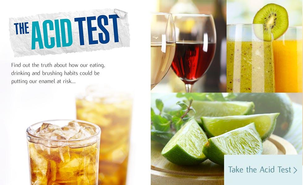 Take the Acid Test