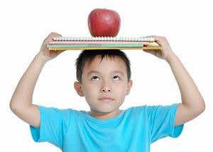 有助腦部發展的食物, 認知發展,有助腦部發展的高營養食物, 兒童腦部發展