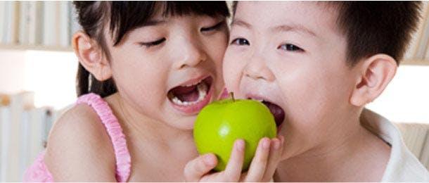 Healthier kids with Scott's
